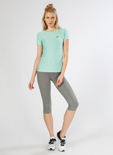 Asics Tişört Yeşil